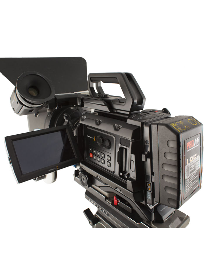 Blackmagic Ursa mini Pro kit hire